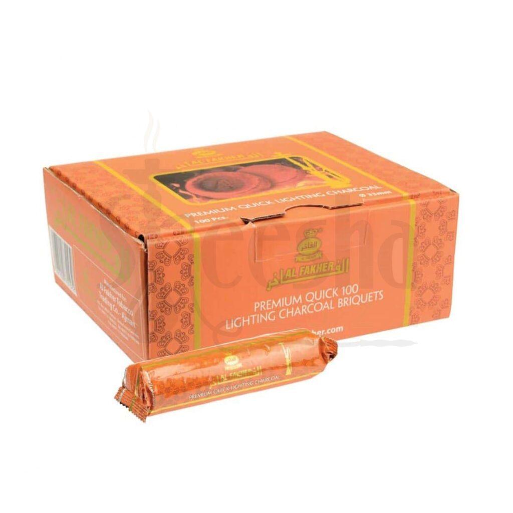 Buy Al Fakher Quick Lighting Charcoal 33mm