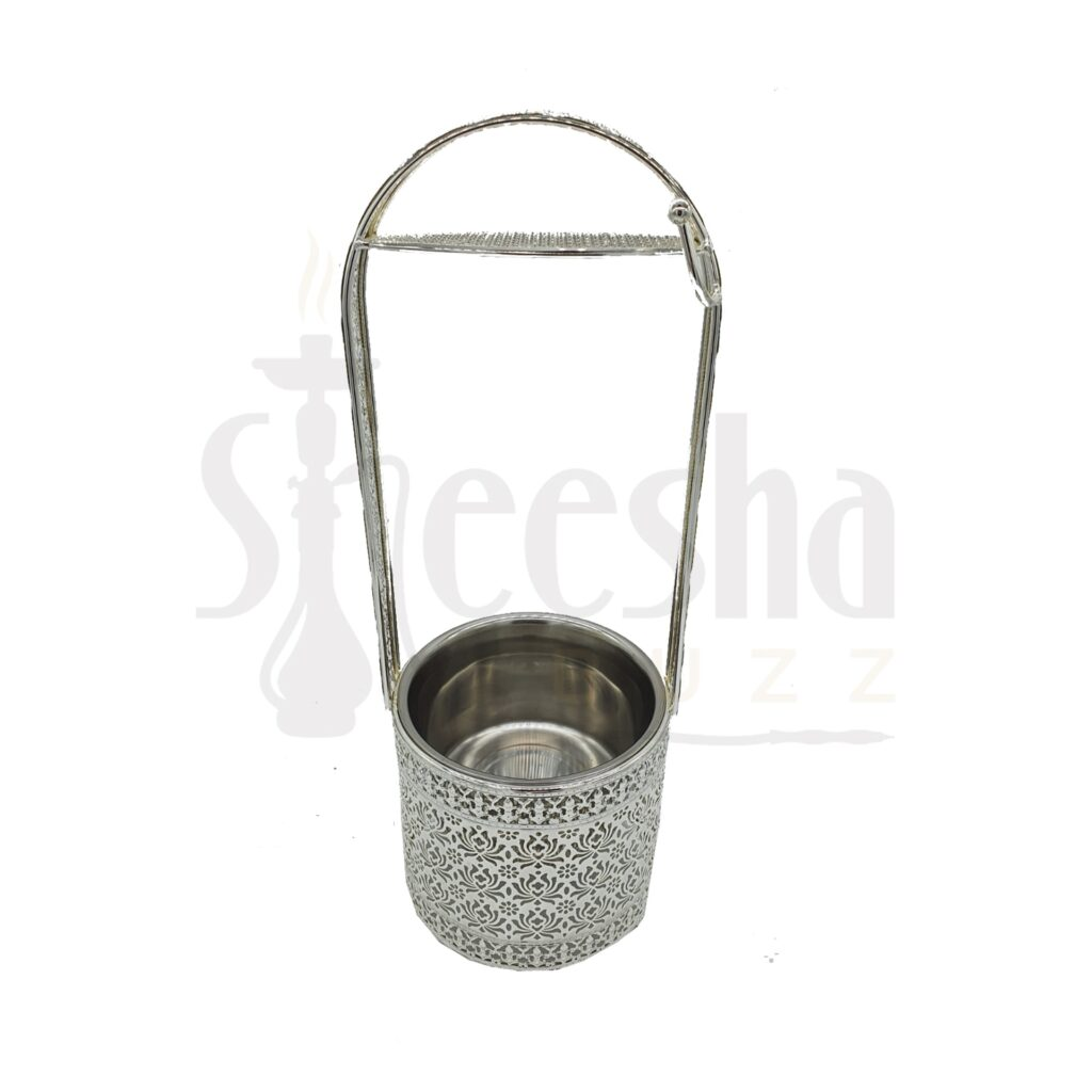 Buy Armani Silver Charcoal Holder