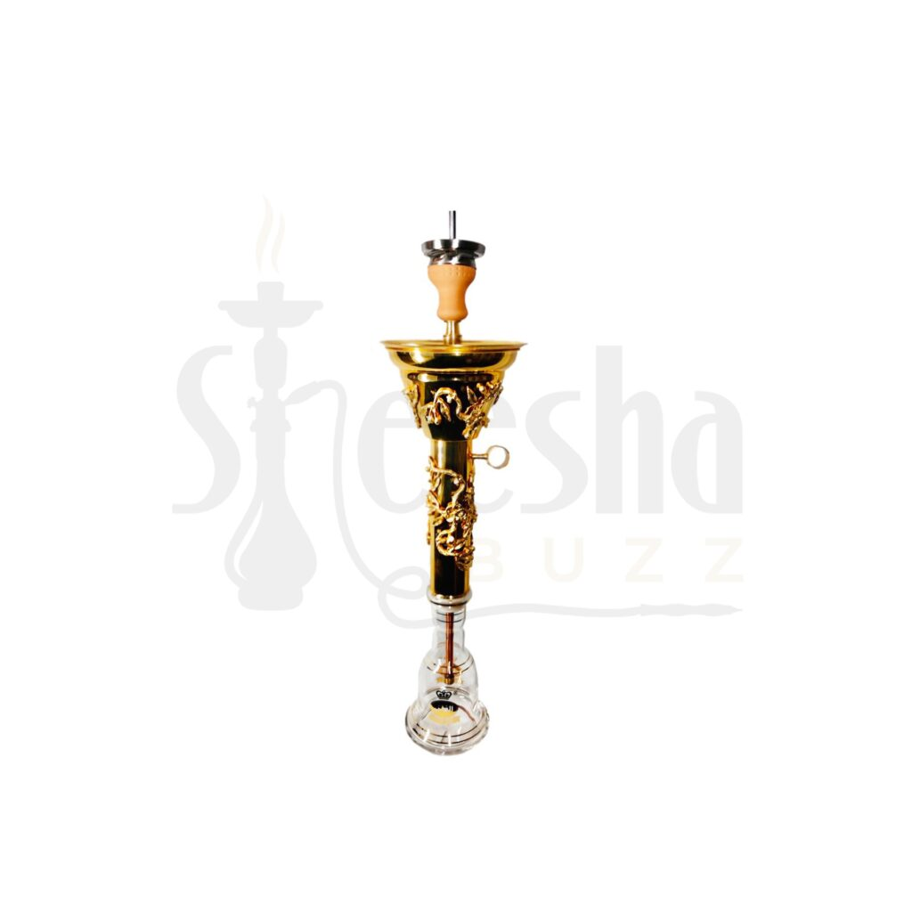 Buy Armani Gold Ice Shisha Small