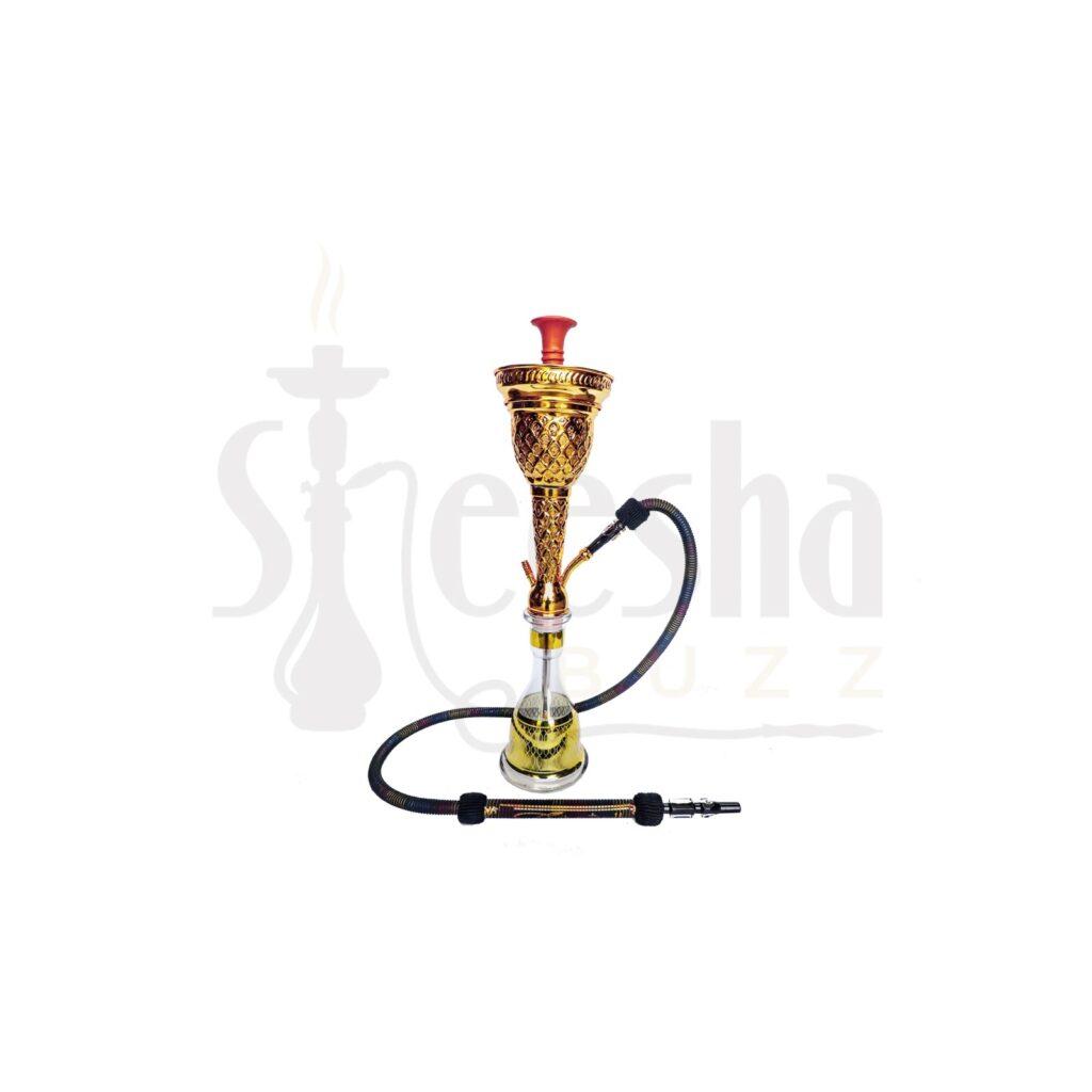 Buy Armani Ice Copper Renovated Shisha Extra Small - Gold