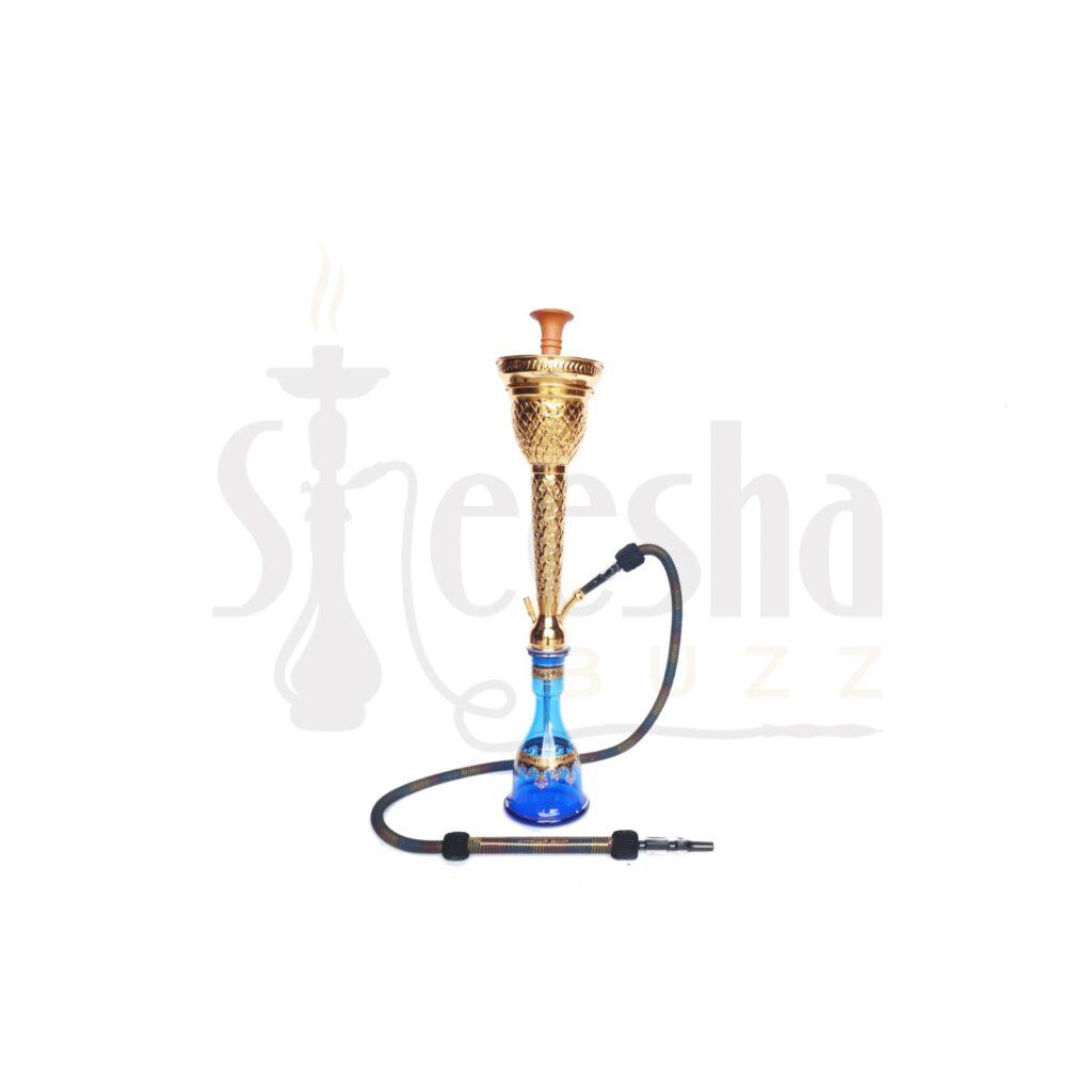 Buy Armani Ice Copper Renovated Shisha Medium - Gold